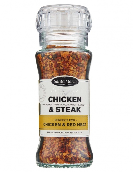 Chicken & Steak 75g
